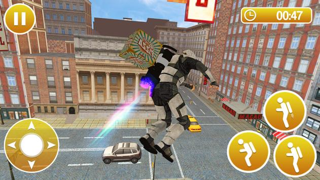Flying Iron Hero Pizza Delivery screenshot 3