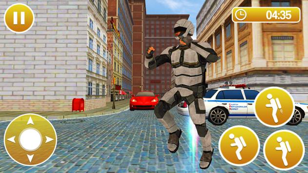 Flying Iron Hero Pizza Delivery screenshot 4