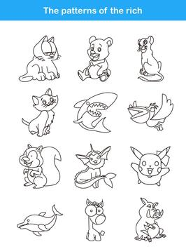 How To Draw Animal Ekran Görüntüsü 11
