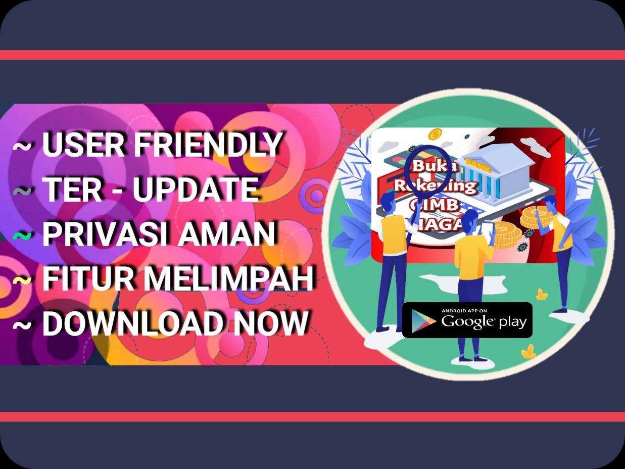 Cara Buka Rekening Cimb Niaga Online For Android Apk Download