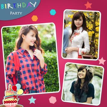 Happy Birthday Frame screenshot 10
