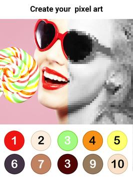 Color by Number - No.Draw स्क्रीनशॉट 9