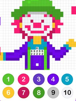Color by Number - No.Draw स्क्रीनशॉट 19