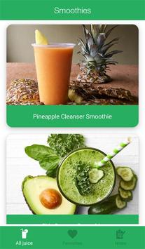 Smoothie Recipes poster