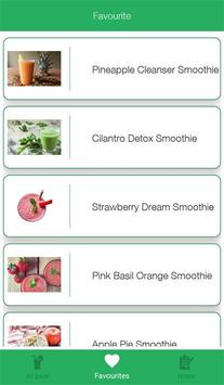 Smoothie Recipes screenshot 2