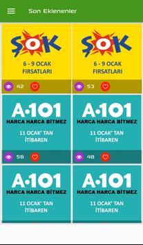 Aktüel Ürünler BİM-A101-ŞOK screenshot 11