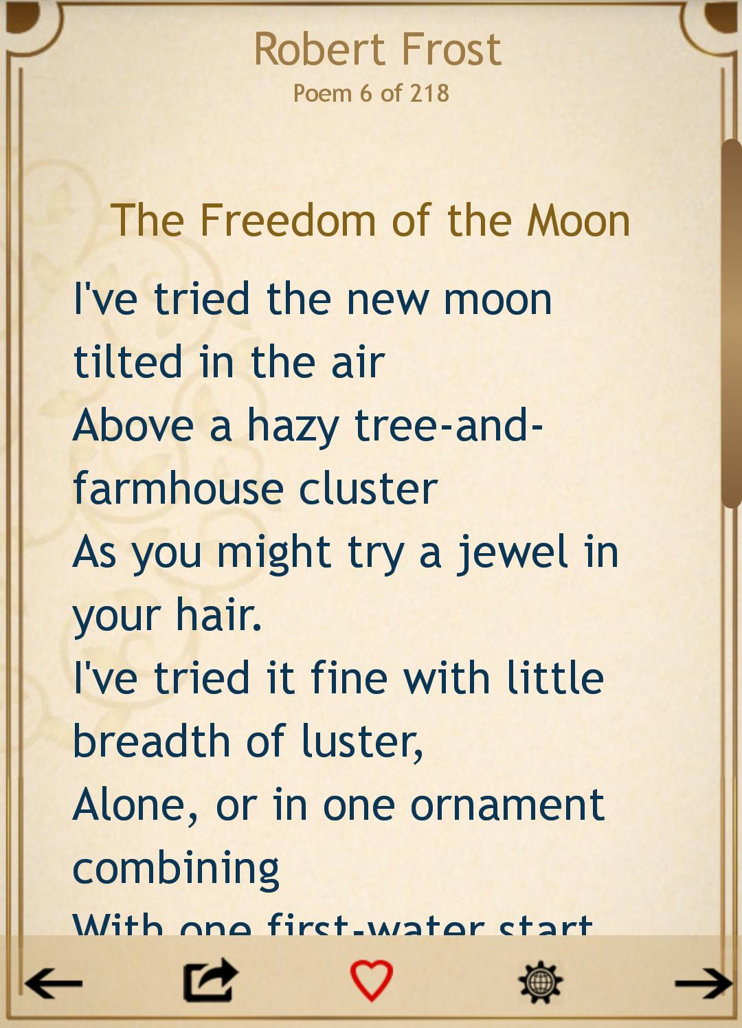 English Poems For Android Apk Download