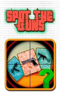 Spot The Guns poster