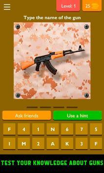 Spot The Guns screenshot 1