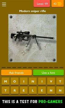Spot The Guns screenshot 3