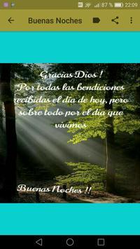 Frases Cristianas de Buenas Noches screenshot 15