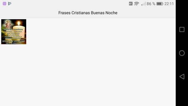 Frases Cristianas de Buenas Noches screenshot 12