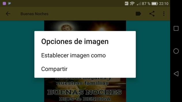 Frases Cristianas de Buenas Noches screenshot 8