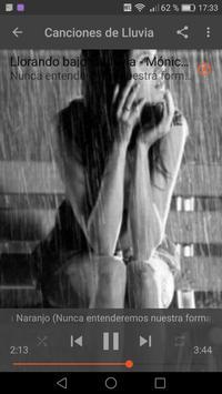 Frases de LLuvia - Sonidos de Lluvia y Truenos screenshot 5