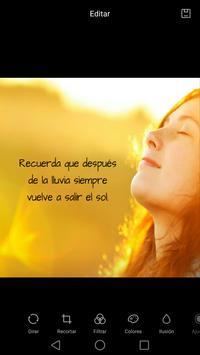 Frases de LLuvia - Sonidos de Lluvia y Truenos screenshot 12