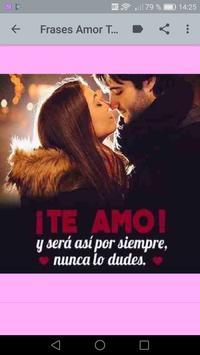 Frases Tiernas de Amor screenshot 15