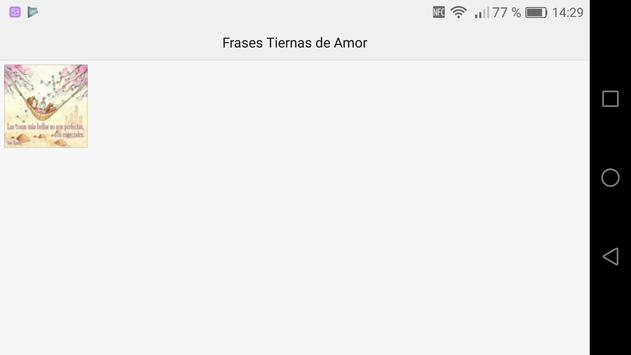 Frases Tiernas de Amor screenshot 12