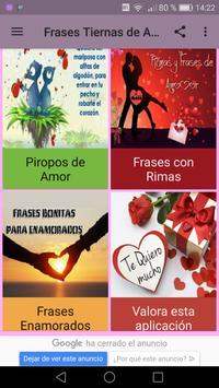 Frases Tiernas de Amor screenshot 2
