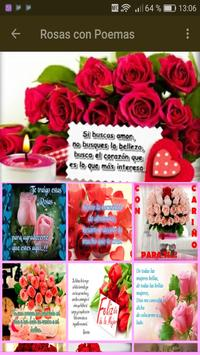 Ramos De Rosas Con Poemas For Android Apk Download