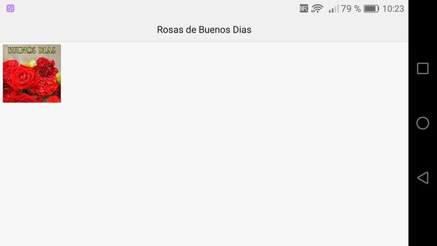 Rosas de Buenos Dias captura de pantalla 12