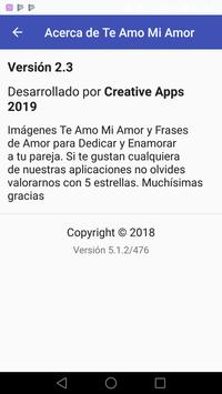 Te Amo Mi Amor для андроид скачать Apk
