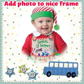 Lovely Baby Photo: costume, frame, and nice face screenshot 7