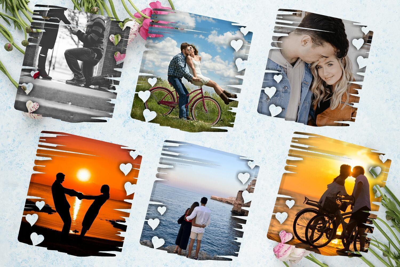 Альбом для романтических фотографий работа для подростков девушек 16 лет
