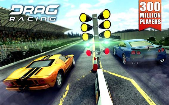 Drag Racing पोस्टर