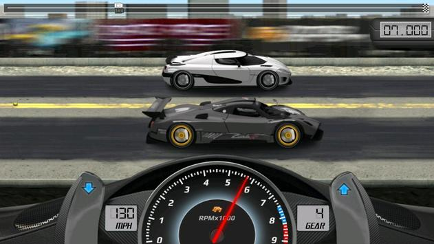 Drag Racing screenshot 16