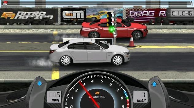 Drag Racing स्क्रीनशॉट 1