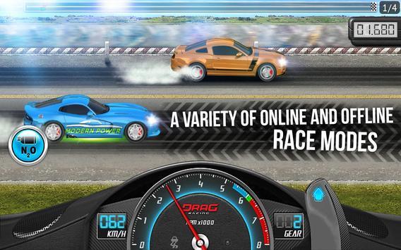 Drag Racing: Club Wars screenshot 1
