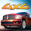 Drag Racing 4x4-icoon