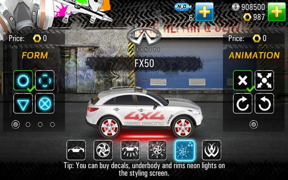 Drag Racing 4x4 screenshot 12