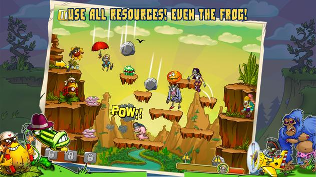 Zombie Harvest screenshot 1
