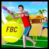 Friends Beach Cricket icon