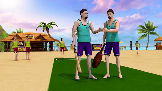 Friends Beach Cricket screenshot 3