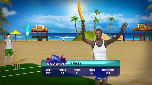 Friends Beach Cricket screenshot 4