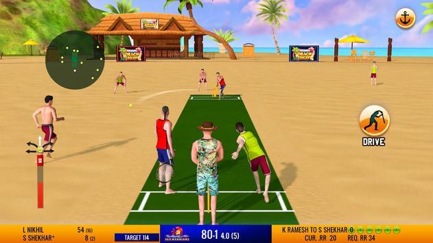 Friends Beach Cricket screenshot 6