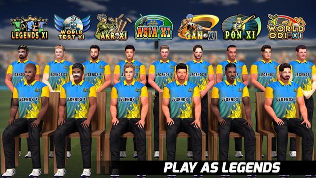World Cricket Battle screenshot 4