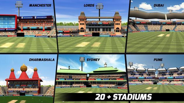 World Cricket Battle تصوير الشاشة 4