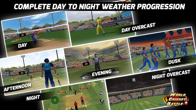 World Cricket Battle screenshot 13