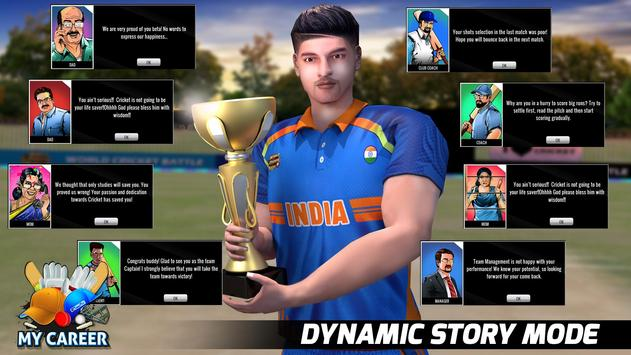 World Cricket Battle screenshot 2