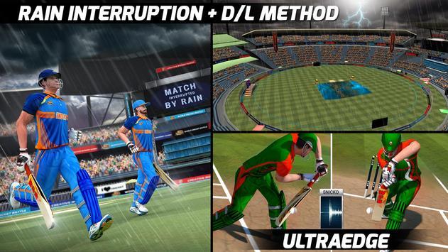 World Cricket Battle تصوير الشاشة 2