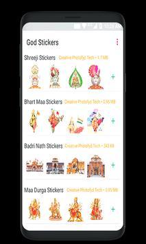 God Stickers screenshot 4
