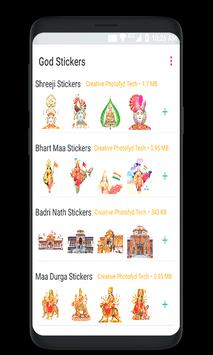God Stickers screenshot 8