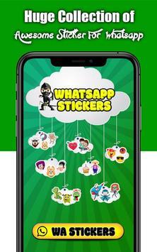WAStickerApps - Whatsapp Sticker poster