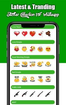 WAStickerApps - Whatsapp Sticker screenshot 1