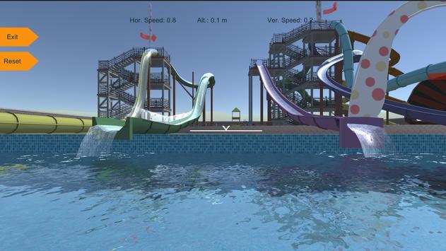Drone Racing FX Simulator - Multiplayer screenshot 1