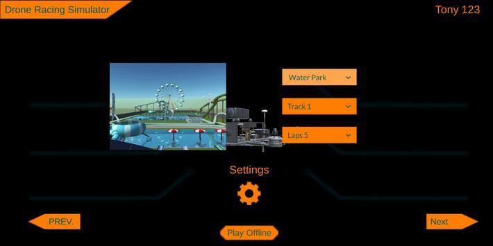 Drone Racing FX Simulator - Multiplayer screenshot 5
