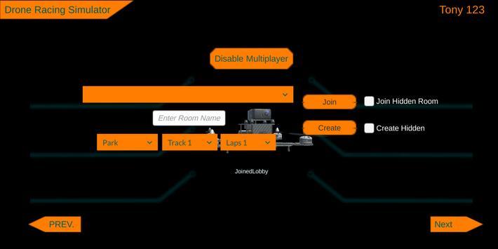Drone Racing FX Simulator - Multiplayer screenshot 7